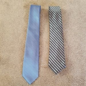 Set of 2 Neckties